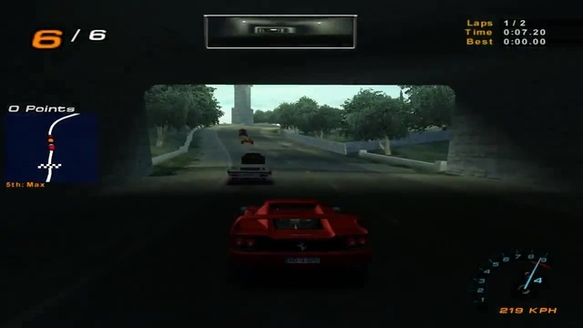 Speed and nostalgy game