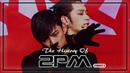2PM SPECIAL PART 1★Since Debut to 'I'll be Back'★(1h 12m stage compilation)