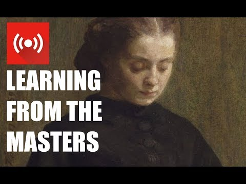 LEARNING FROM THE MASTERS Portrait Composition Throughout the work of multiple Artists