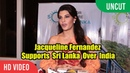 Jacqueline Fernandez Supports Sri Lanka Over India | Full Interview | ICC Cricket World Cup 2019