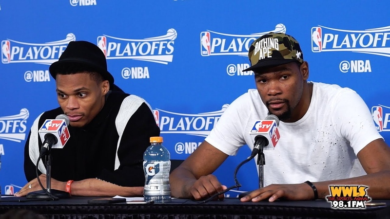 Kevin Durant Responds to Mark Cuban's Comment: He's a idiot.