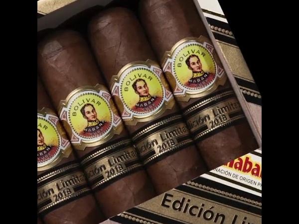 В Гонконге была представлена новинка сигар Bolívar Soberano Edición Limitada 2018