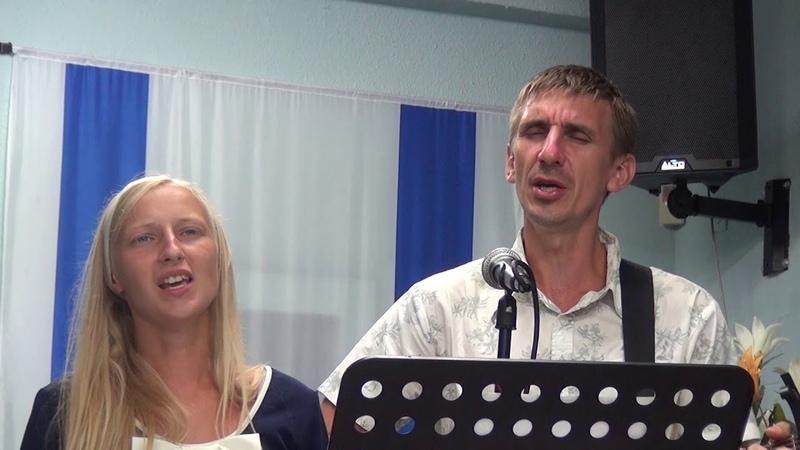 Щегловы Алексей и Наталья | молись день радужного счастья
