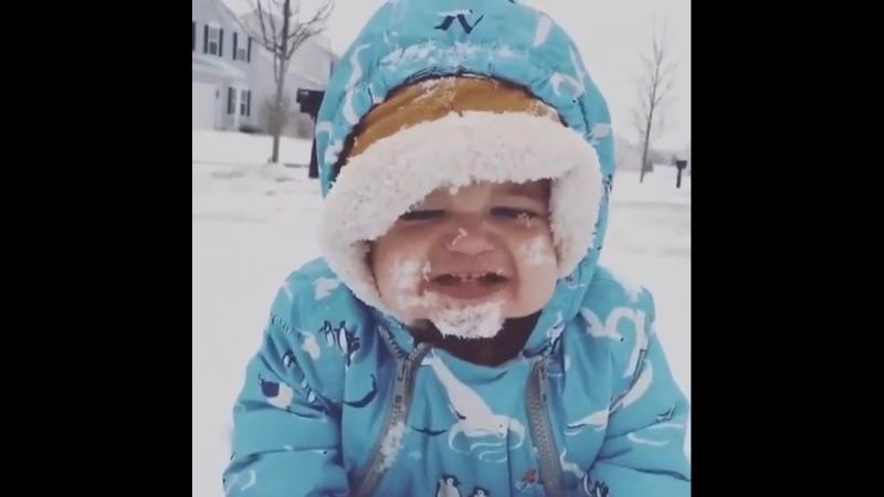 Лайк, если уже ждешь снег 😉