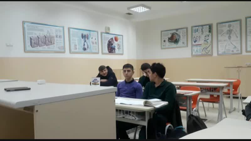 Блитц опрос у 9-ых классов)