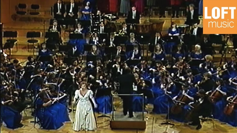Edita Gruberová Rossini Bel raggio lusinghier Semiramide's cavatina