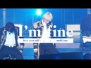 BTS LOVE YOURSELF I'm fine 방탄소년단 태형 직캠 V FOCUS FANCAM(Multi ver)