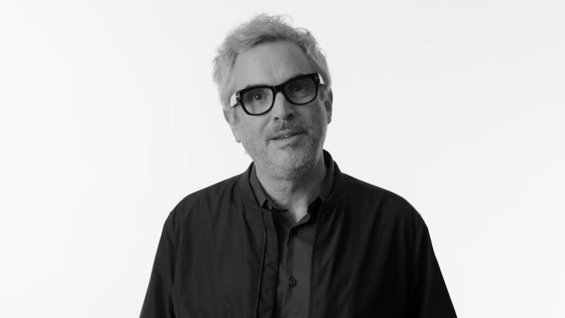 ROMA | MyROMA: A message from Alfonso Cuarón | Netflix