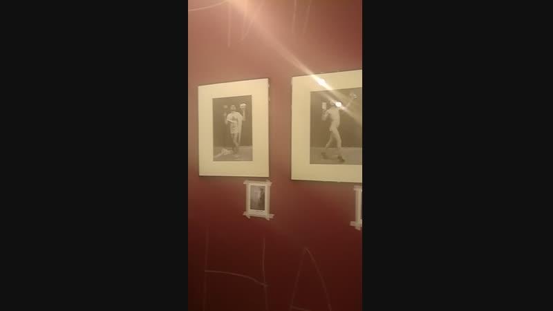 IVAN KRUOPIS x ZAYCEV art exhibition on Sergey Borisov's photography