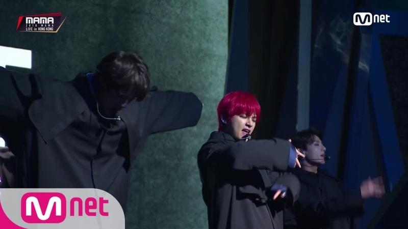 BTS_O!RUL8,2? LY Remix│2018 MAMA in HONG KONG 181214