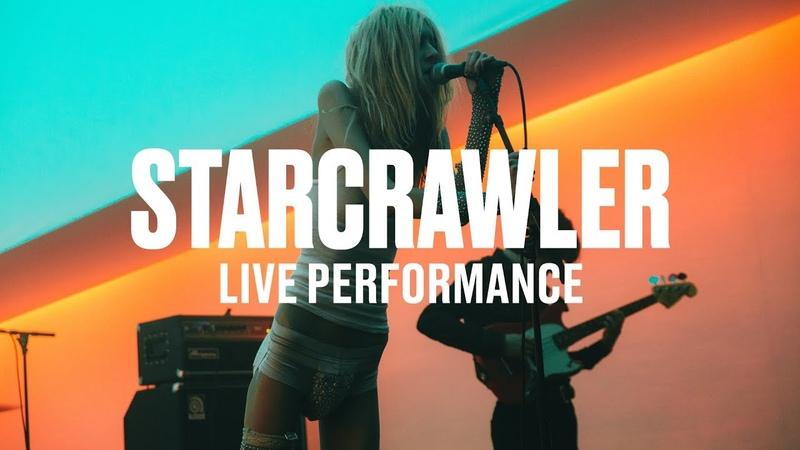 Starcrawler - Chicken Woman (Live)   Vevo DSCVR