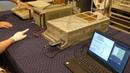 Apollo AGC Part 13 We run the self test program on the AGC