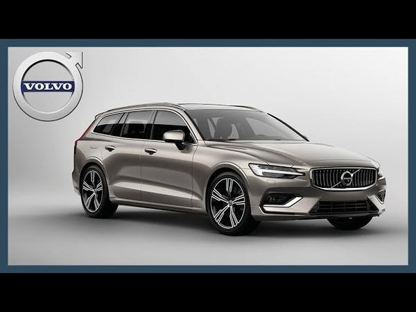 Euro NCAP 2018 Automated Testing Volvo V60 Pilot Assist