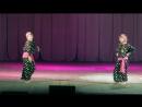 ORIENTAL DANCEдуэтКуропятникова В, Ломова А - 2018