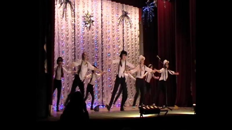 5. Новогодний концерт 28.12.2015 года.
