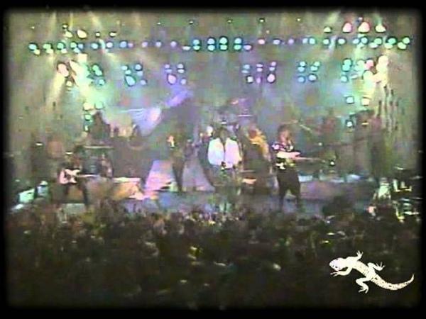 Tino Casal en los Superconciertos TVE 1988 4ª Parte
