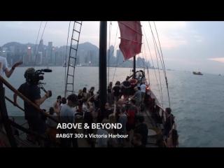 Above & Beyond - Live @ #ABGT300 x Victoria Harbour, Hong Kong 2018