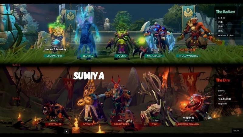 Сумия и Stormstormer взяв своих сигнатурок показали что у противников нет шансов на победу