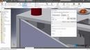 Создание ограничений для сборочных зависимостей в Autodesk Inventor