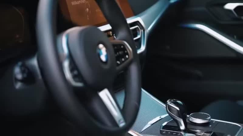 Обзор BMW 3 SERIES 2019 (G20) Полностью обновленная трешка