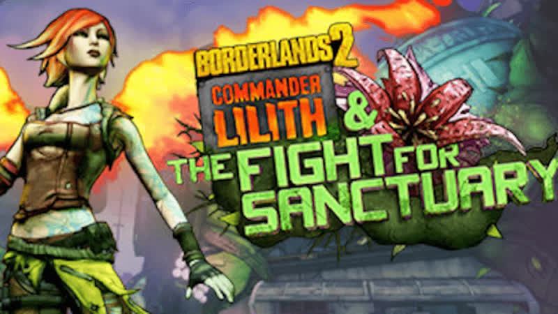 Borderlands 2 commander lilith the fight for sanctuary