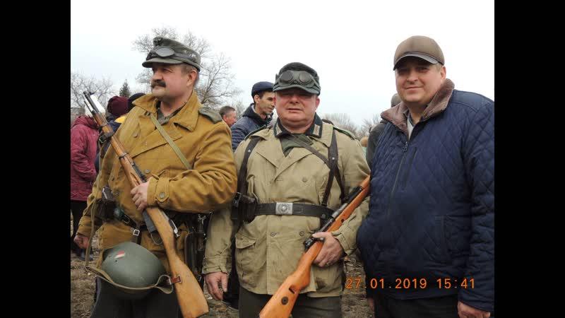 день победы Курганинск 76 лет