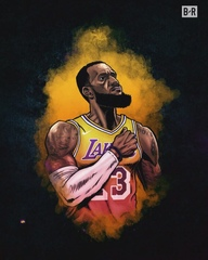 Lebron James Boom