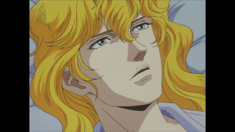 Легенда о героях галактики / Legend of the Galactic Heroes [OVA] 110