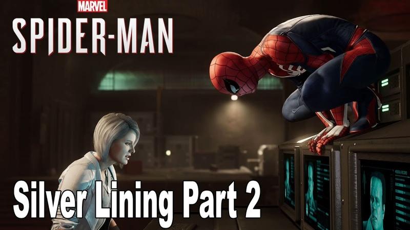 Marvel's Spider Man Silver Lining DLC Walkthrough Part 2 HD 1080P