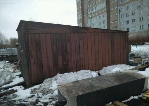 купить гараж Прокопия Галушина