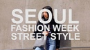 Best Korean Street Style from Seoul Fashion Week FW2018/2019 | whatakdrama