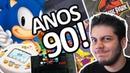 Nostalgia: As lembranças da infância dos anos 90! - Nerd Show