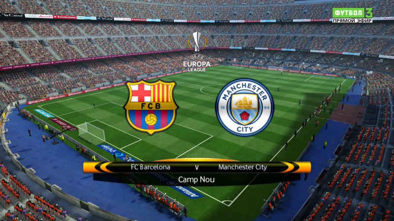 Барселона v Манчестер Сити   Премьер-Лига   1 тур