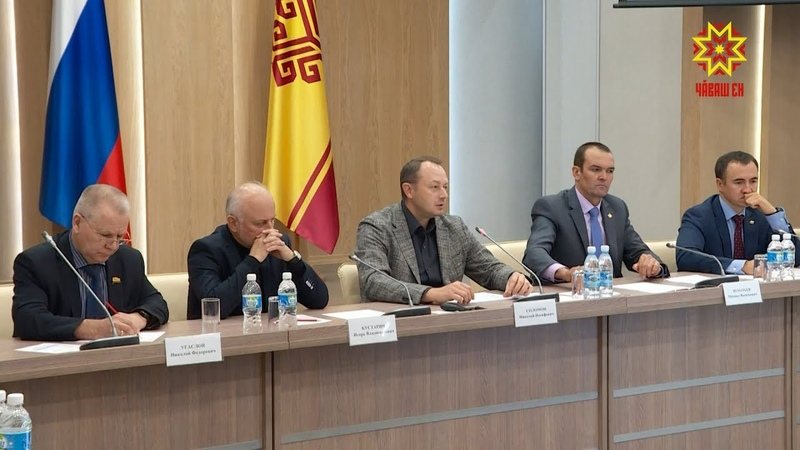 Руководитель Федерального центра компетенций провел семинар для бизнесменов Чувашии.