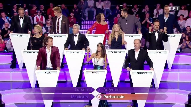 Le Grand Concours des Humoristes du 12 janvier 2018