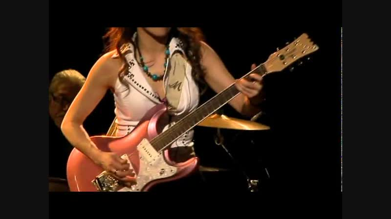 Go!Go!TOMOKO _ with Sapporo Chuck Berry Rock n Roll Band