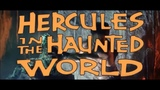 HERCULES IN THE HAUNTED WORLD (1961) US trailer S.T.Fr. (optional)