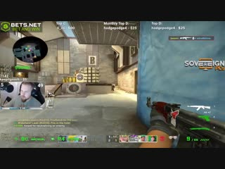 [Gouldy ☆ CS:GO Channel ☆] STEWIE ACTIVATES NINJA MODE! S1MPLE BULLIED AGAIN! BRAX WTH ARE YOU DOING? - CS:GO TWITCH CLIPS #451