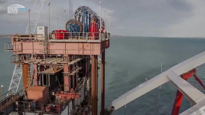 Как США и Канада пилят на строительстве моста (Руслан Осташко)