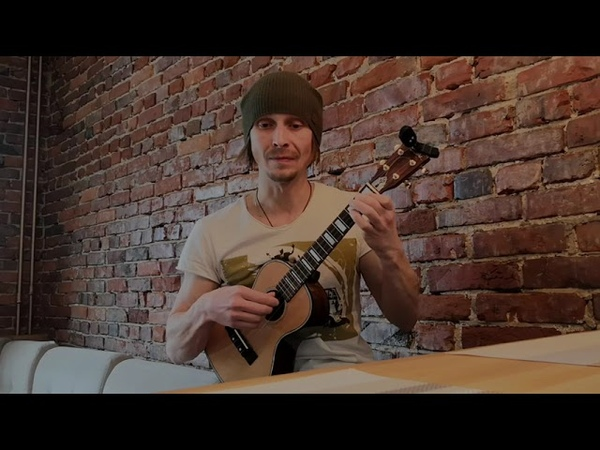 UkuleleKids - The Lion Sleeps Tonight - TUTORIAL (with and without chords) TABs