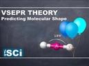 VSEPR Theory: Determining the 3D Shape of Molecules