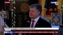 Переговоры по Курильским островам, Захват храмов на Украине. Последние новости