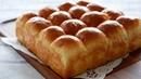 バター香る♪ふわふわもっちりちぎりぱん | Soft and Fluffy Butter Bread