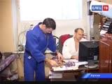 О победах на международных соревнованиях рассказали борцы Валерий Меренков и Иван Агафонов