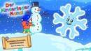 ❄️ Schneeflöckchen Weißröckchen 🎤 Karaoke 🎤 Instrumental ⛄️ Kinderlieder zum Mitsingen