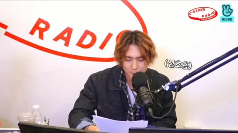 [ЧУЖОЙ ИНСТАГРАМ] 07.03.19 Cr. Casper Radio Son Dongwoon's - Nice Dongni.