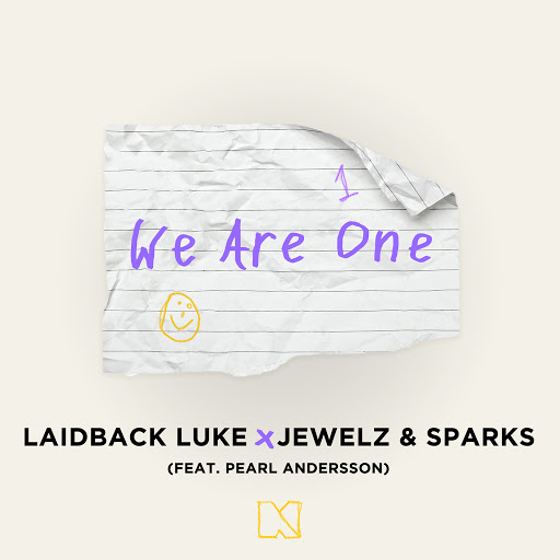 Laidback Luke альбом We Are One (feat. Pearl Andersson)