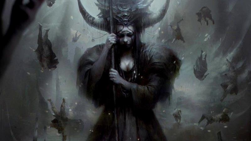 KROWW - False God