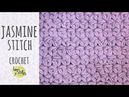 Tutorial Crochet Jasmine or Star Stitch