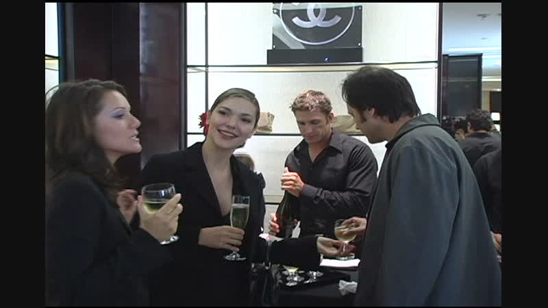 Chanel Premiere of Baz Luhrmann's No 5 The Film California on October 20 2004